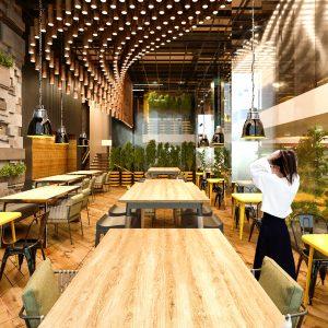 T+ (Restaurant & Lounge)