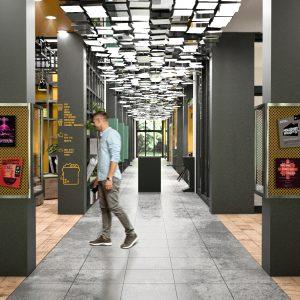 Gorgan Innovation Centre (Dep 1)